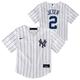 Yankees Derek Jeter Replica Toddler Jersey