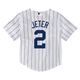 Yankees Derek Jeter Replica Toddler Jersey - back