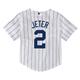 Yankees Derek Jeter Replica Toddler Jersey - back