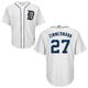 Jordan Zimmerman Jersey - Detroit Tigers Replica Adult Home Jersey