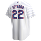 Jayson Heyward Youth Jersey - Chicago Cubs Replica Kids Home Jersey