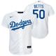 Mookie Betts Jersey - LA Dodgers Replica Adult Home Jersey
