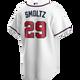 John Smoltz Youth Jersey - Atlanta Braves Replica Kids Home Jersey