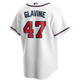 Tom Glavine Youth Jersey - Atlanta Braves Replica Kids Home Jersey