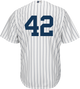 Jackie Robinson Day 42 Youth Jersey - NY Yankees Replica Kids Home Jersey