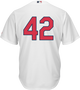 Jackie Robinson Day 42 Jersey - St Louis Cardinals Replica Adult Home Jersey