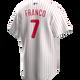 Maikel Franco Jersey - Philadelphia Phillies Replica Adult Home Jersey