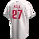 Aaron Nola Youth Jersey - Philadelphia Phillies Replica Kids Home Jersey