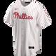 Aaron Nola Youth Jersey - Philadelphia Phillies Replica Kids Home Jersey - front