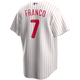 Maikel Franco Youth Jersey - Philadelphia Phillies Replica Kids Home Jersey