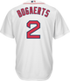 Xander Bogaerts Youth Jersey - Boston Red Sox Replica Kids Home Jersey