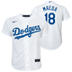 Kenta Maeda Youth Jersey - LA Dodgers Replica Kids Home Jersey
