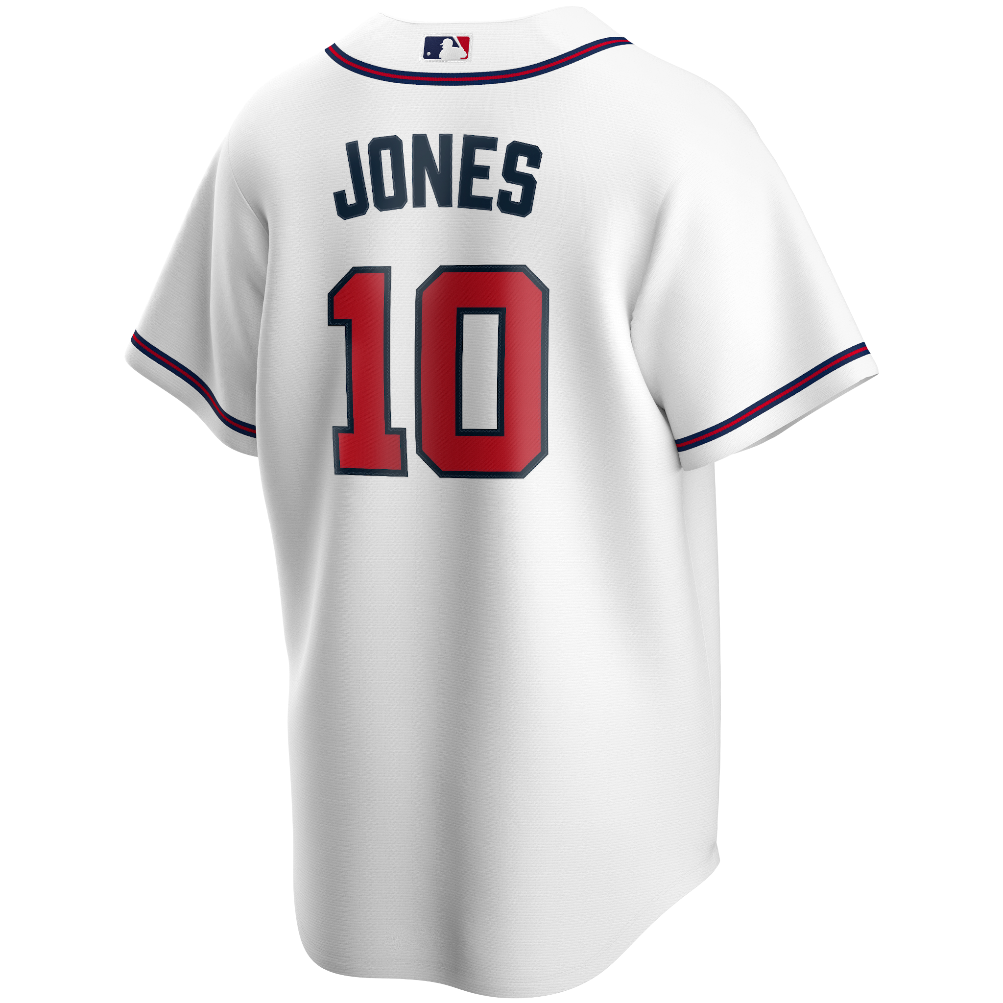 Chipper Jones Youth Jersey - Atlanta Braves Replica Kids Home Jersey