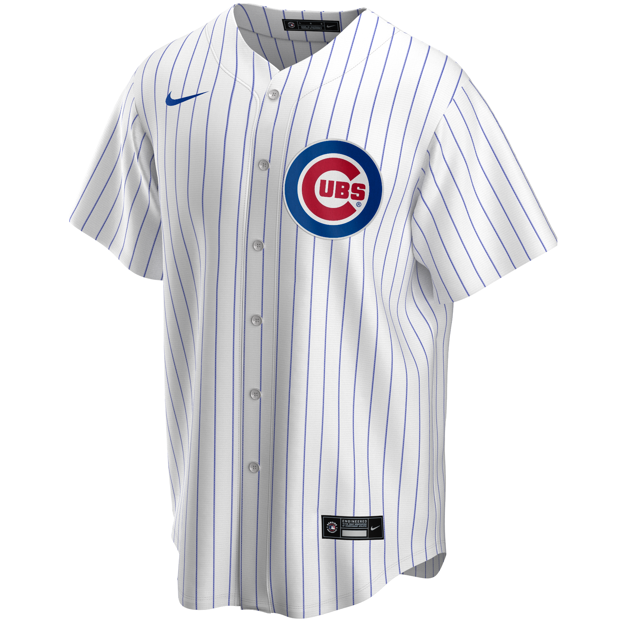 Anthony Rizzo Chicago Cubs New Arrivals Baseball Player Fade Jersey