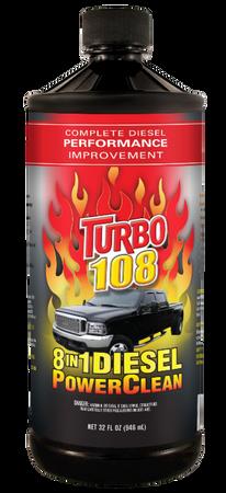 NA302 | Turbo 108 8 In 1 Diesel Cleaner
