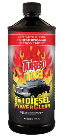 NA302 | Turbo 108 8 In 1 Diesel Cleaner