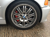 Custom Colour/Logo - Red Caliper No Logo - Fitted