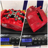 AP Racing caliper with pads vs OE caliper with pads weight