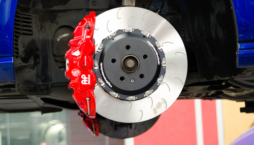 Vagbremtechnic Expands Range To Include All New AP Racing Asymmetric Radical Calipers For The MQB Platform