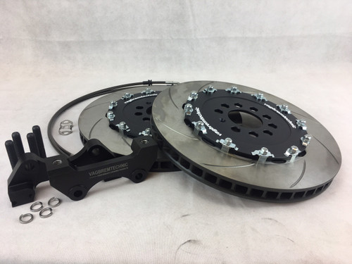 Front 2-Piece 343x28mm Disc Upgrade Kit - Leon Cupra R Only (DI0004)