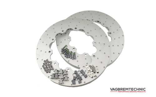 Direct Replacement 365x34mm Outer Rotors & Fittings (RS436534-SD)