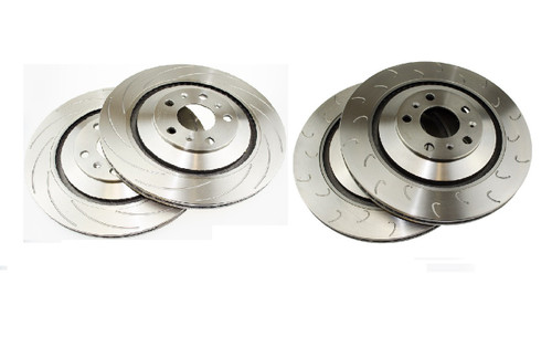Direct Replacement VBT Hooked or Grooved Discs - CLICK FOR OPTIONS (DRD-GO4)