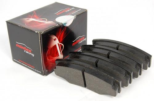 Mintex M1166 Front Brake Pad Set (MDB3000M1166)