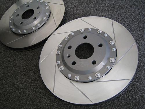 AP Racing Direct Replacement Front Brake Discs - 345x30mm (CP6890-001MNP.G8)