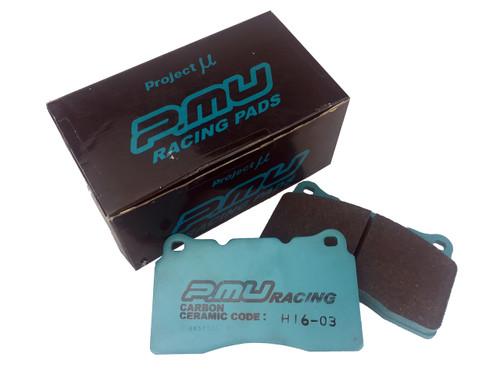 Project Mu H16 Front Brake Pad Set (F1660-H16)