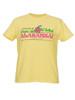 Pan de Vida-La camiseta (Amarillo-Espanol)  Bread of Life-T-shirt (Yellow-Spanish)