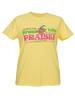 Bread of Life Women's  Inspirational Christian T-shirt  (Yellow)