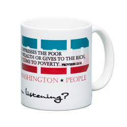 Greed- Coffee Mug
