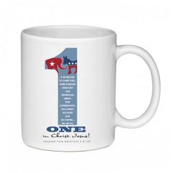 One in Christ- Coffee Mug