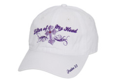 Women's Hat-Lifter of My Head-White