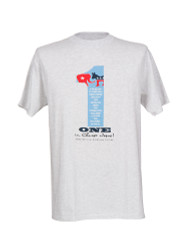 One in Christ-T-shirt (Ash Grey)