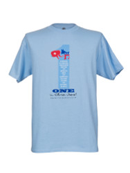 One in Christ-T-shirt (Blue)