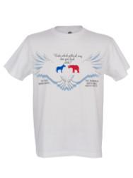 God's WIngs-T-shirt (White)