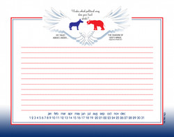 God's Wings- 3-in-1 Perpetual Calendar