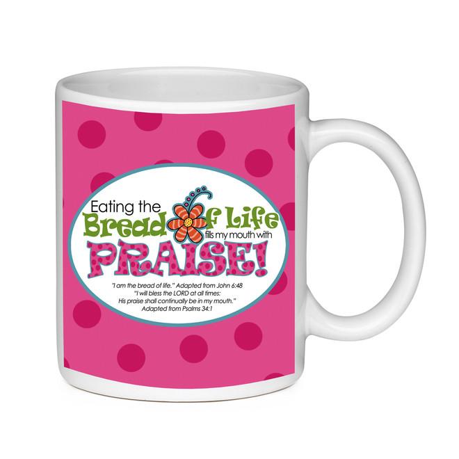 Bread of Life Coffee Mug