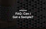 FAQ: Can I Get A Sample?