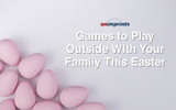 Games to Play Outside WIth Your Family This Easter