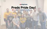 Nashville Preds Pride Day at USImprints!