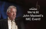 Off to John Maxwell!