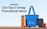 Our Top 5 Favorite Cheap Promotional Items