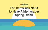 Spring Break Made Memorable With These Promotional Items