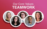 Teamwork: Our Core Value [Meet our Project Managers]