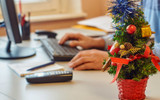 Three Perfect Ways to Deck the Office Halls This Christmas