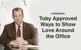 [Toby Approved] HR Friendly Ways to Show Love Around the Office