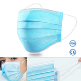Disposable Personal Protective Face Mask from Usimprints