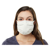 Bulk Economy - Reusable 3-Ply 100% Cotton Face Mask - Front